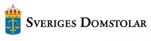 Logga Sveriges domstolar