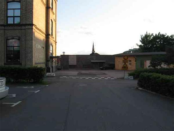 Skottlossningen ägde rum vid Söderskolan i Helsingborg. © Polisen