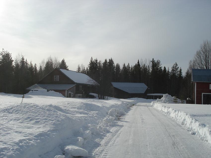 Brödernas gård i Kalamark. © Crimecentral