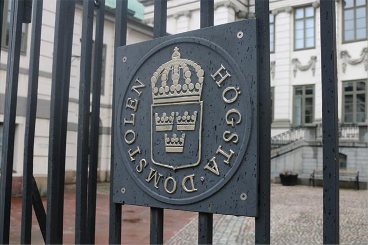 Högsta domstolens beslut innebär slutpunkten. © Crimecentral