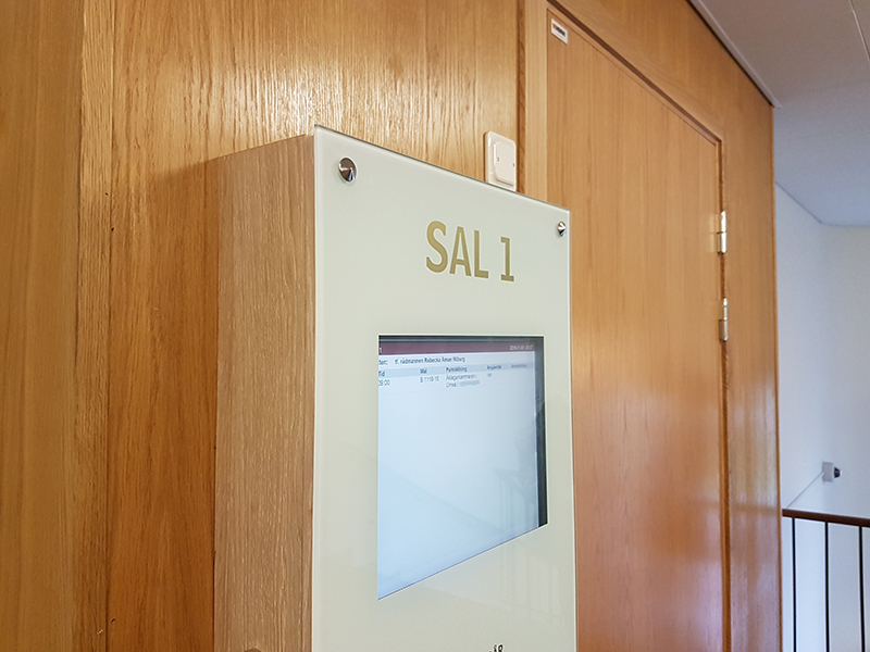 Rättegången hölls i sal 1. © Crimecentral