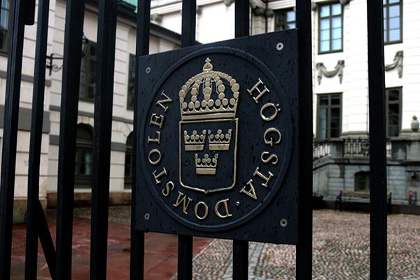 Högsta domstolen avslår resningsansökan. © Crimecentral